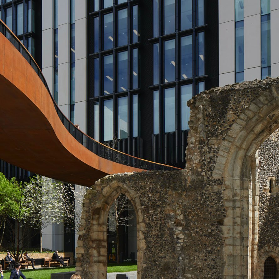 London Wall Place Summer Seris