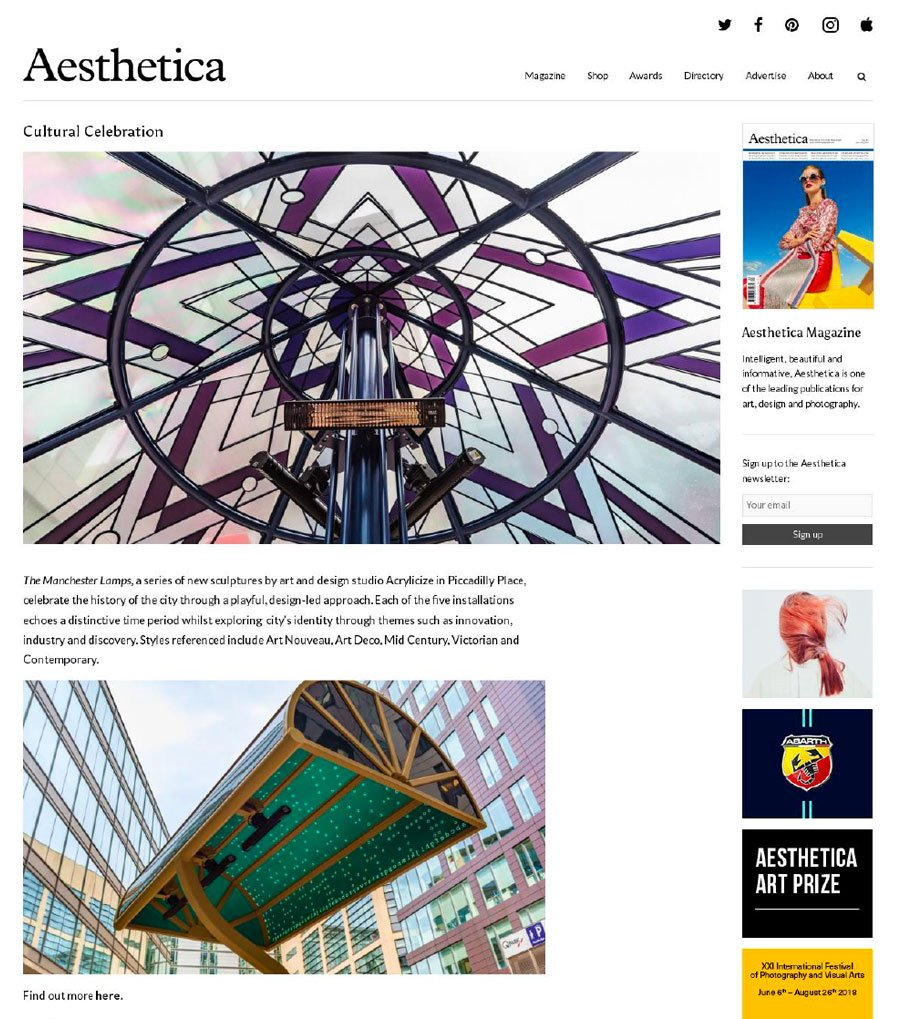 Aesthetica Magazine