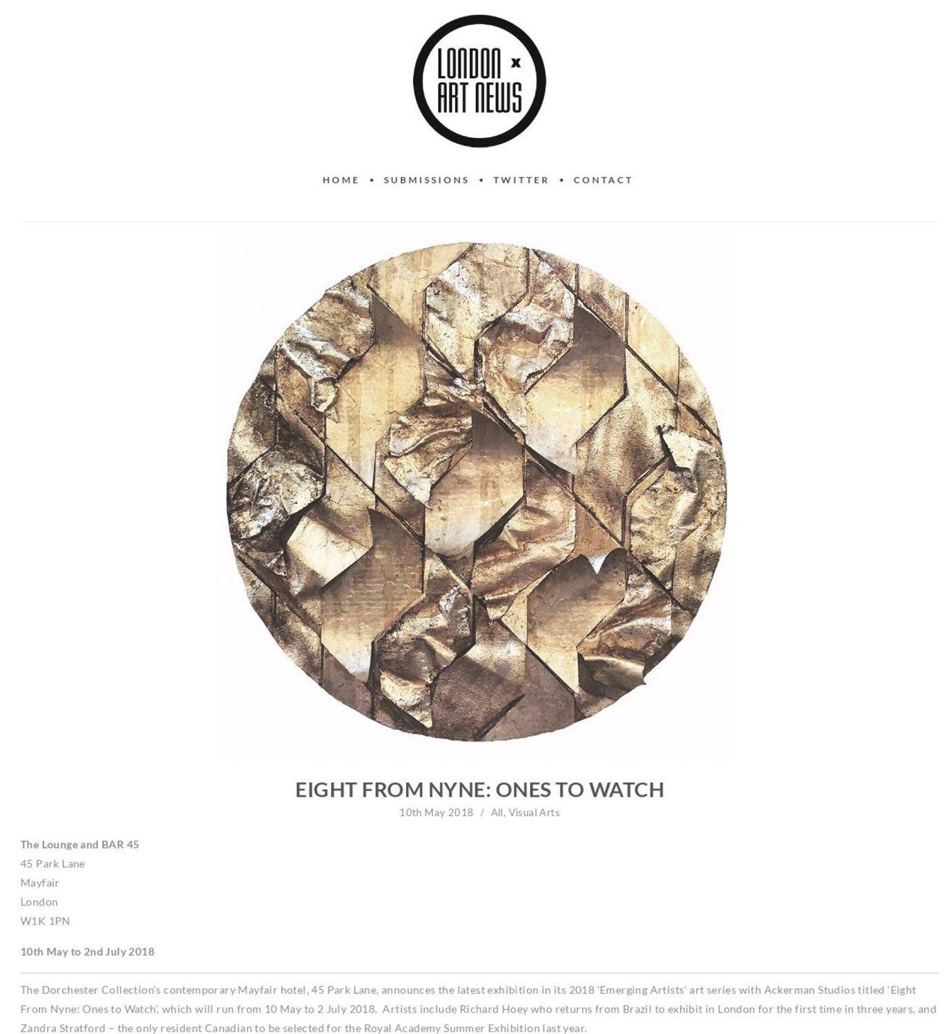 Art, Exhibition & Gallery News